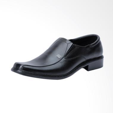 WIN Leather FTP SP-94 Sepatu Formal Pria - Hitam
