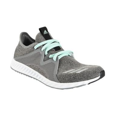 adidas Running Edge Lux 2 Shoes Sepatu Olahraga Wanita - Grey  AQ0054  9c76ea8571