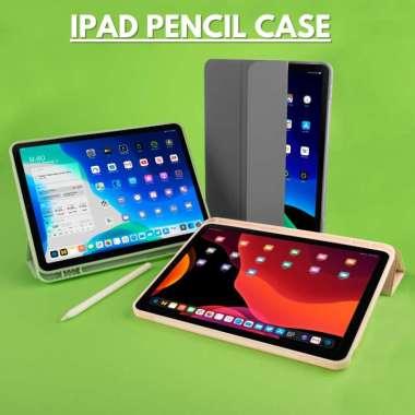 harga Case IPAD AIR/4(2020) Apple Pencil Pensil Casing Goospery Smart Flip Trifold Tablet Stand Standing DARK GREEN Blibli.com