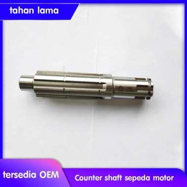 harga Poros roda gigi sepeda motor start shaft counter shaft rocker arm cam dan aksesoris mesin lainnya SUPRA-FIT Blibli.com