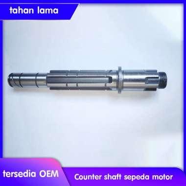 harga Poros roda gigi sepeda motor start shaft counter shaft rocker arm cam dan aksesoris mesin lainnya RX-100.RXS.RX-K Blibli.com