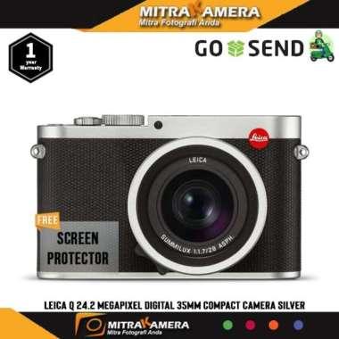 harga Leica Q 24.2 Megapixel Digital 35mm Compact Camera - Hitam Blibli.com