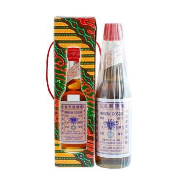 Cap Tawon Minyak Gosok Obat Kesehatan