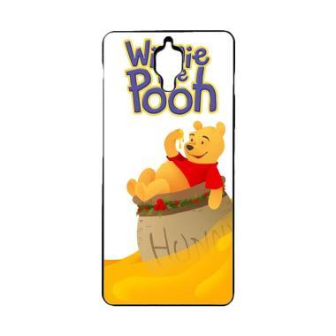 Acc Hp Winne The Pooh Hunny E0198 Custom Casing for Xiaomi Mi4