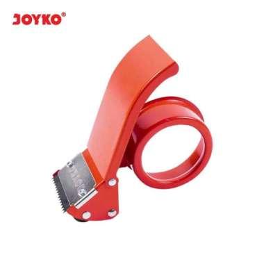 harga Tape Cutter - Tape Dispenser - Pemotong Pita Perekat Joyko TD-2S BESI Multicolor Blibli.com