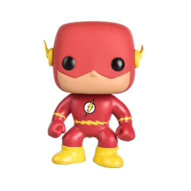 Funko Pop Heroes #10 : The Flash Action Figure