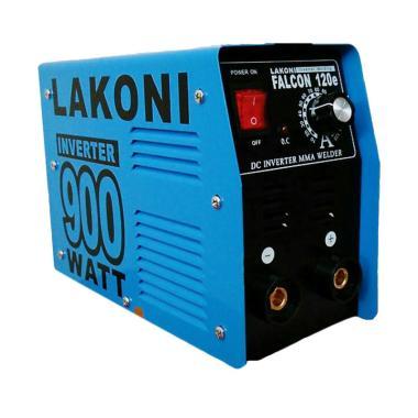 Lakoni Falcon 120E Mesin Trafo Las MMA Inverter [900 Watt/ 120A]