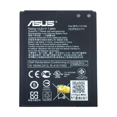 Asus C11P1506 Baterai Handphone for ... /ZC500CH/Z00VD [2000 mAh]