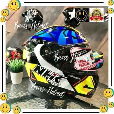 Helm NHK GP PRIME TITO RABAT helm Full face double visor M