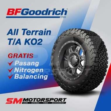 Ban Mobil BFGoodrich BF Goodrich All Terrain T/A KO2 235 75 r15 15