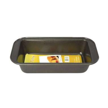 Master Pastry Non-Stick Loaf Pan Medium/ Loyang Kue [8 x 4 Inch] Silver
