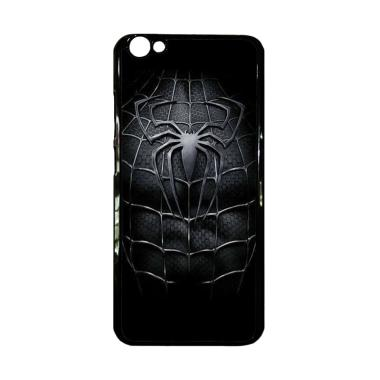 Cococase Spiderman Black X4957 Casing for VIVO Y53