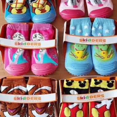 harga Skider-sepatu kaos kaki anak Multicolor Semua Ukuran Blibli.com