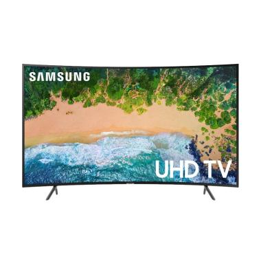 Samsung UA65NU7300 UHD 4K Smart Curved LED TV [65 Inch] Black