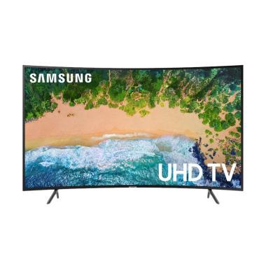 Samsung UA65NU7300 UHD 4K Smart Curved LED TV [65 Inch]