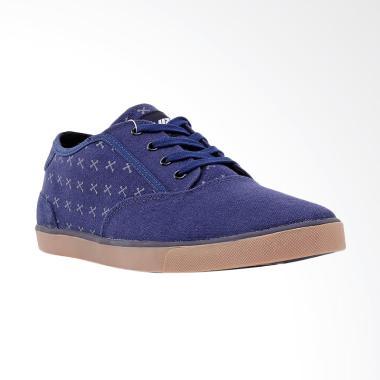 HRCN The x Gum-hrcn Sepatu Sneakers - Biru