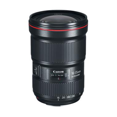 Canon EF 16-35mm f/2.8L III USM Lensa Kamera