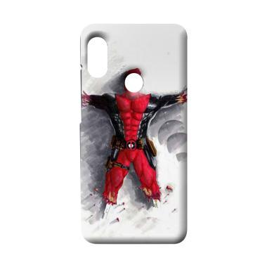 OEM Video Game Deadpool Custom Hard ... r Xiaomi Redmi Note 5 Pro