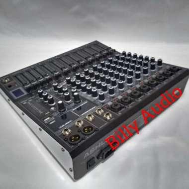 harga MIXER AUDIO ASHLEY SUPER M8 8CH USB-BLUETOOTH RECORDING TO PC MULTICOLOUR Blibli.com