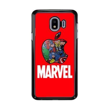 Acc Hp Marvel iPhone W5771 Custom Casing for Samsung J4 2018