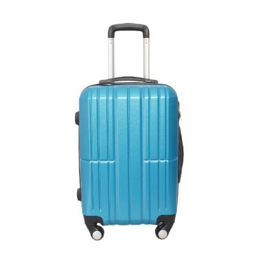 Real Polo 7717 Fiber ABS Hardcase Tas Koper [20 Inch]