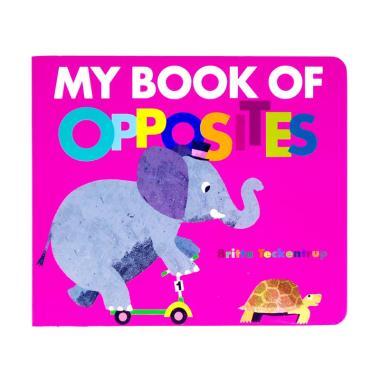 harga Little Tiger My Book Of Opposites Buku Anak Blibli.com