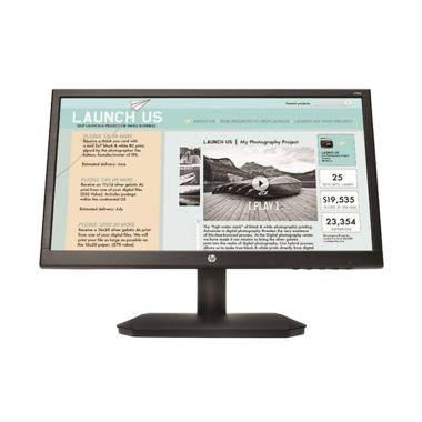 HP V190 LED Backlit Monitor [18.5 Inch/ Anti Glare]