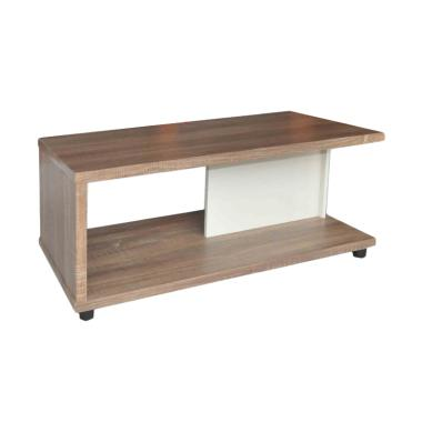 Creova Nuansa Kayu Coffee Table Meja Tamu