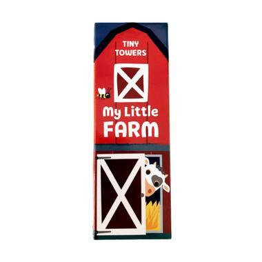 harga iSeek Ltd Genius Tiny Towers : My Little Farm Set Buku Anak Blibli.com