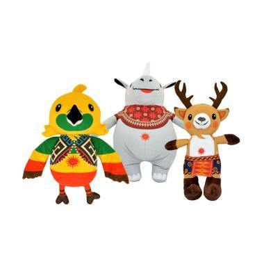 86bed46b7042d Asian Games 2018 Mascot ...