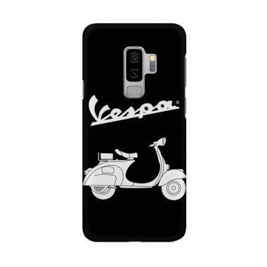 harga Indocustomcase Vespa Logo Cover Casing for Samsung Galaxy S9 Plus Blibli.com