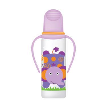 Babysafe JS005 Elephant Feeding Bottle - Purple [250 mL]