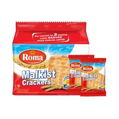 Jual Biskuit Roma Harga Grosir Murah Blibli Com