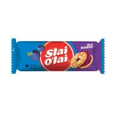 ROMA Slai O'Lai Blueberry Biskuit [128 g]