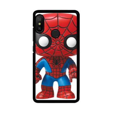 harga Flazzstore Funko Pop Spiderman F0002 Premium Casing for Xiaomi Mi 6X or Mi A2 Blibli.com