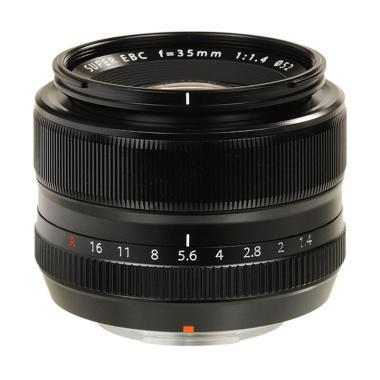 Fujifilm Fujinon XF 35mm f/1.4 R Lensa Kamera