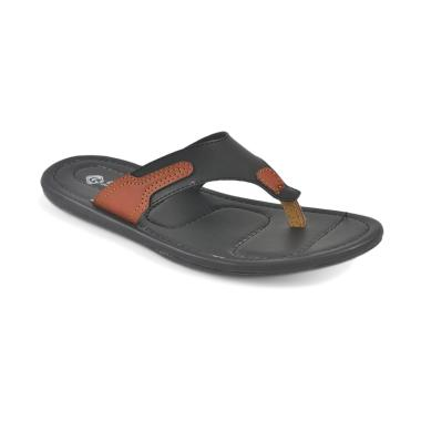CBR Six Sandal Pria - Hitam [DUC 533]