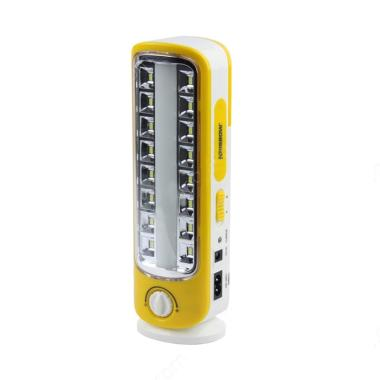 Krisbow Rechargeable Emergency Lamp [16 LED]