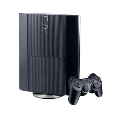 harga SONY PS3 Super Slim Game Console [HDD 500 GB/ Full Game] Blibli.com