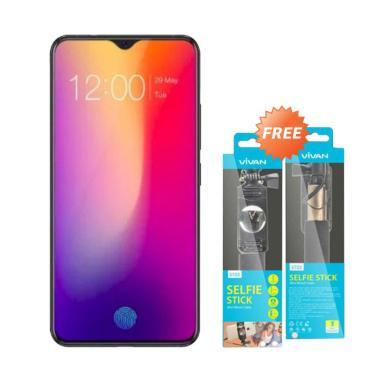 harga Vivo V11 Smartphone [64GB/6GB] + Free Tongsis Vivan Blibli.com