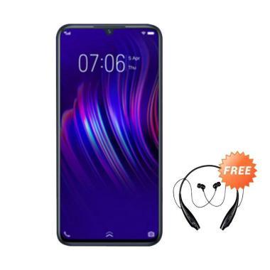 harga VIVO V11 Smartphone [64 GB/ 6 GB] + Free Headset Bluetooth Sport Blibli.com