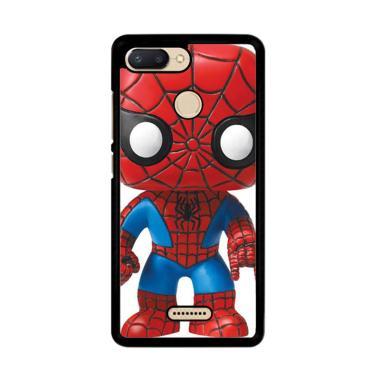 harga Flazzstore Funko Pop Spiderman F0002 Premium Casing for Xiaomi Redmi 6 Blibli.com