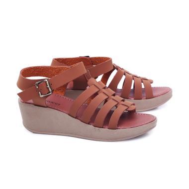 harga Garucci GKK 5244 Kasual Sepatu Wedges Wanita Blibli.com