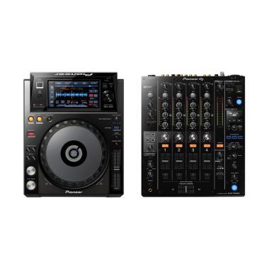 harga Pioneer DJ Paket Combo XDJ-1000 + DJM-750 MK2 Equipment DJ - Blibli.com