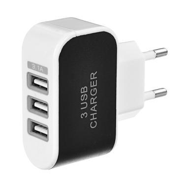 harga IIT Tipe C USB 3.1 to USB 2.0 Charger [3 Port] Blibli.com