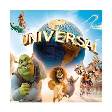 Travelove Universal Studio Singapore E Ticket