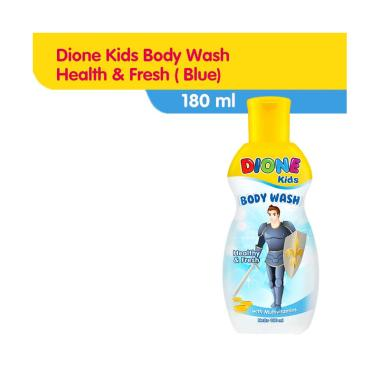 Dione Kids Prince Body Wash - Blue [180 mL]