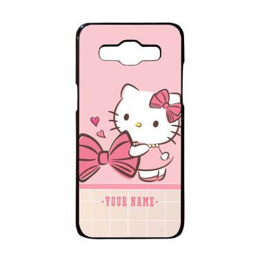 harga Bunnycase HP Hello Kitty Cute Pink L1932 Custom Hardcase Casing for Samsung Galaxy J2 Prime Blibli.com