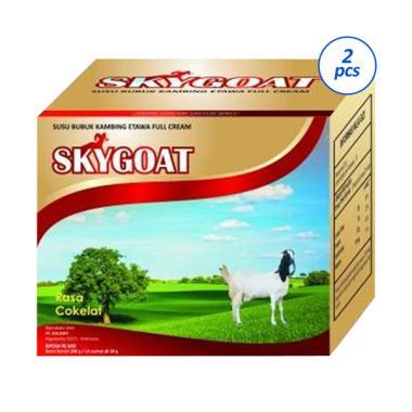 Paket 2 bok Susu Kambing Etawa SkyGoat ...