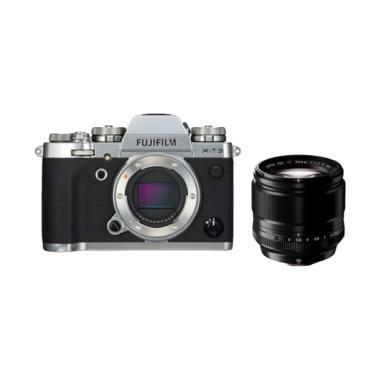 harga Fujifilm X-T3 XF 56mm F1.2 Kamera Mirrorless Free 2pcs NP-W126s , Mug Cup XF 16-55mm - Braga Photo Video Blibli.com